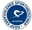 DGSP Logo empf. Sportmediziner